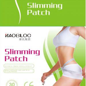 Пластырь для  похудения SLIMMING PATCH