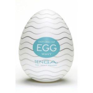 TENGA № 1 Стимулятор яйцо Wavy
