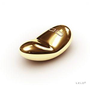 Lelo Золотой клиторальный массажер Yva Gold