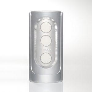 TENGA Стимулятор Flip Hole серебристый