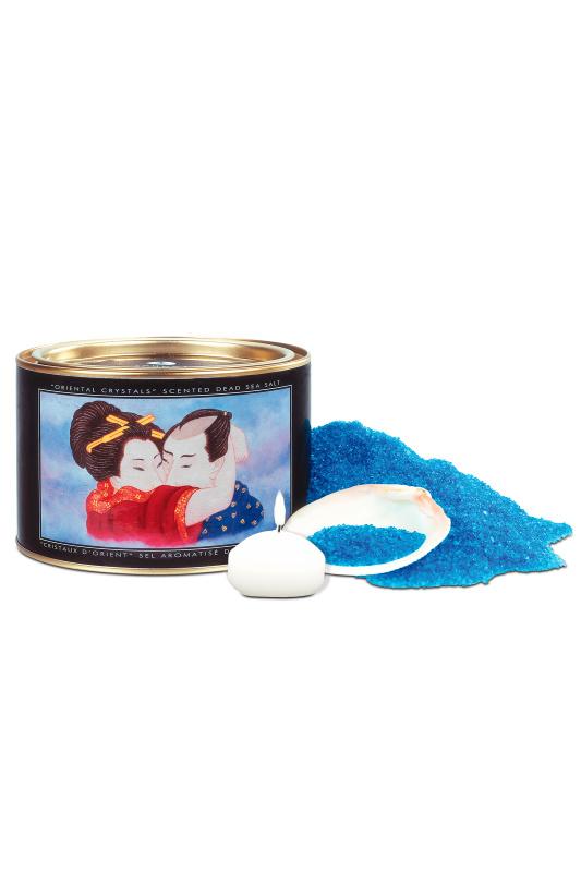 Соль для ванны «Афродизиа» /Соль, свеча/ 600 г