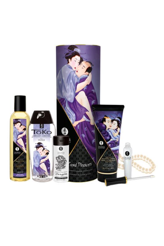 Подарочный набор Shunga Carnal Pleasures