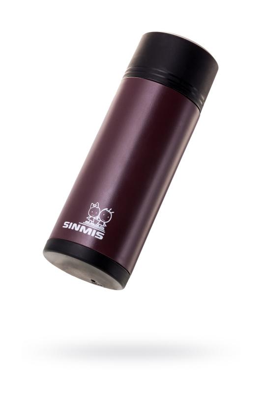 Мастурбатор нереалистичный Nalone Lip Lover,, Силикон, Коричневый, 18,8 см
