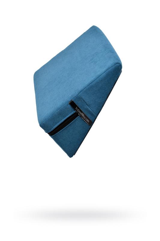 Подушка для секса IntimtWo, синяя