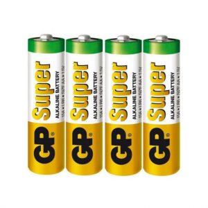 Батарейки типа АА GP LR6 бб упаковка 20 шт